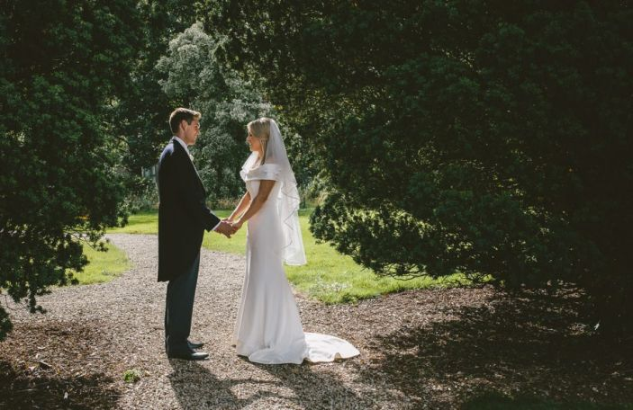 Lynne and Rob's totally relaxed Castlemartyr Resort wedding