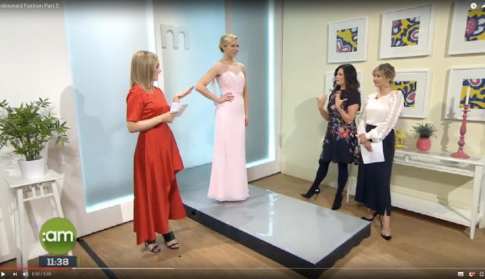 Confetti on Saturday AM: 2017 Bridesmaids Trends