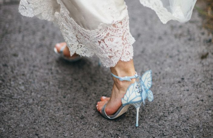 27 wedding shoes you won't want to get married without