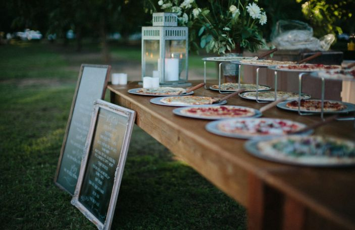 Will octopus be on your wedding reception menu? Pinterest thinks so!