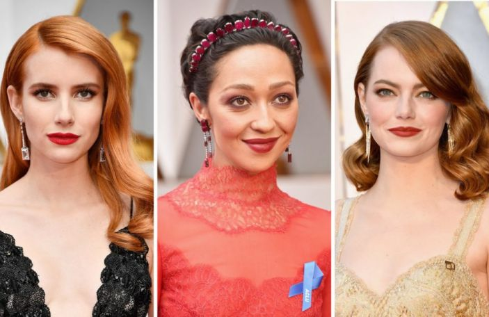 13 Oscars inspired wedding hair and beauty looks we love