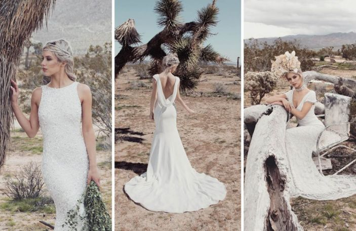 9 gorgeous wedding dresses from the new Theia collection at Folkster Bridal