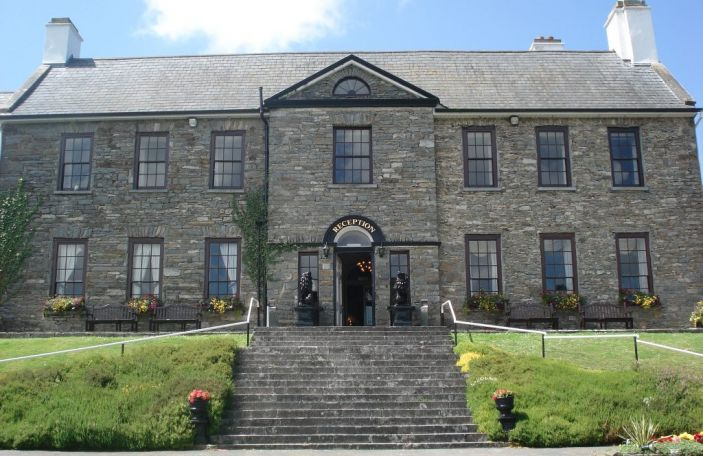 Venue of the Month April 2017 - The Falls Hotel, Co Clare