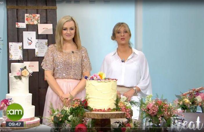 Confetti on Wedding Decor Trends 2017: Saturday AM