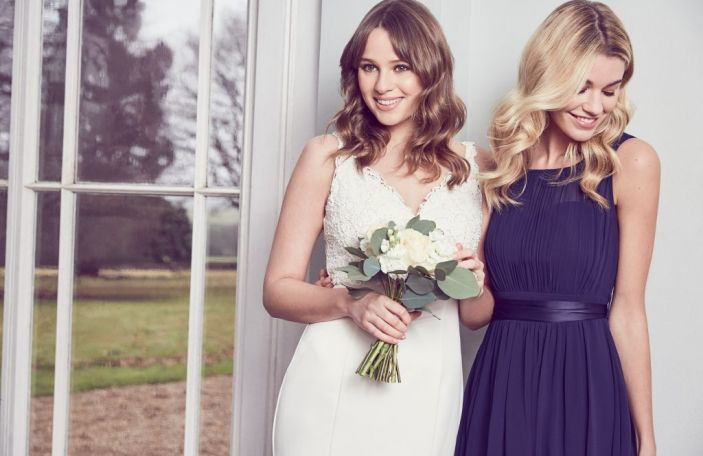 Dorothy Perkins have launched a wedding dress collection starting from €95