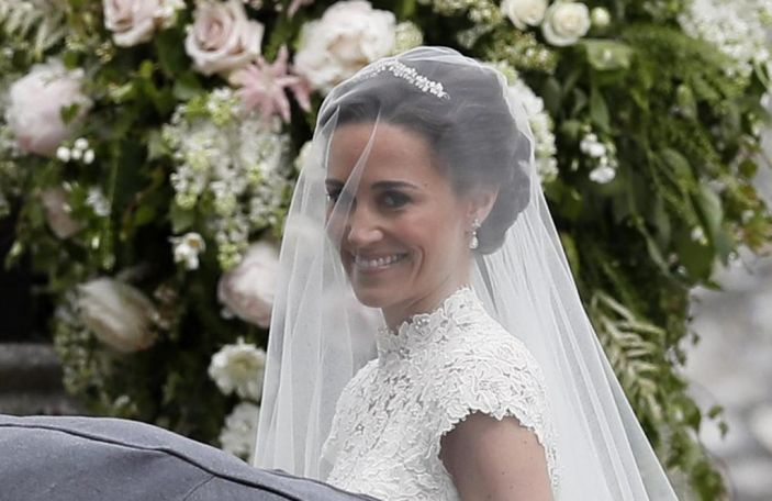 Pippa Middleton is married! Here's everything we know so far...