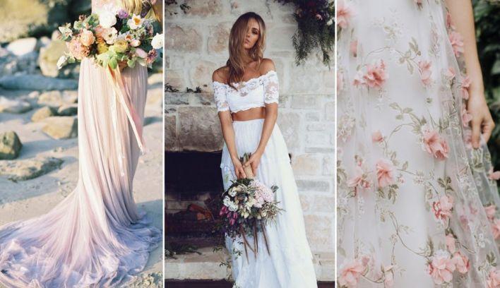 Non Bridal Wedding Dresses For Alternative Brides Confetti Ie