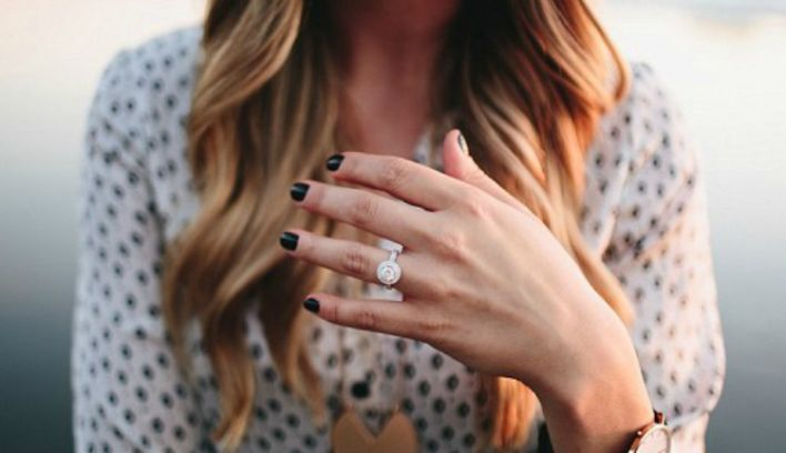 How NOT to announce your engagement on social media