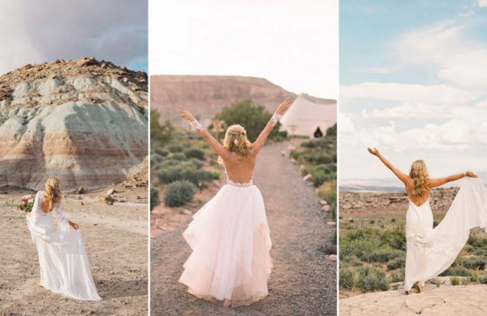 Wedding Dress Shopping in 15 Hilarious Stages