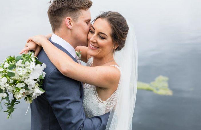 Róisín and Darragh's Gorgeous Coolbawn Quay Wedding