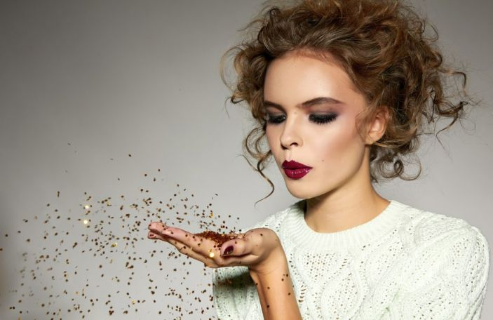 All the makeup you'll need to get you through the festive season