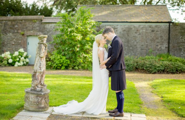 Julie-Anne and John's Tankardstown House wedding
