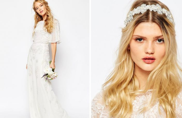 The Asos Wedding Shop is finally here