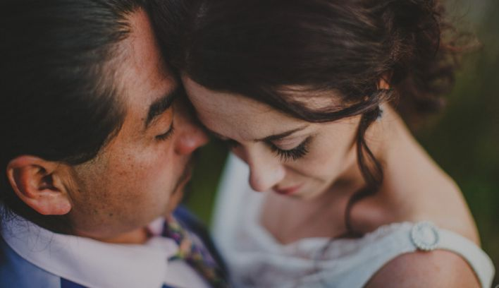 Una and Coco's Gorgeous Castle Wedding
