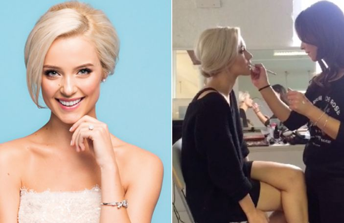 Wedding makeup: Get our summer cover look