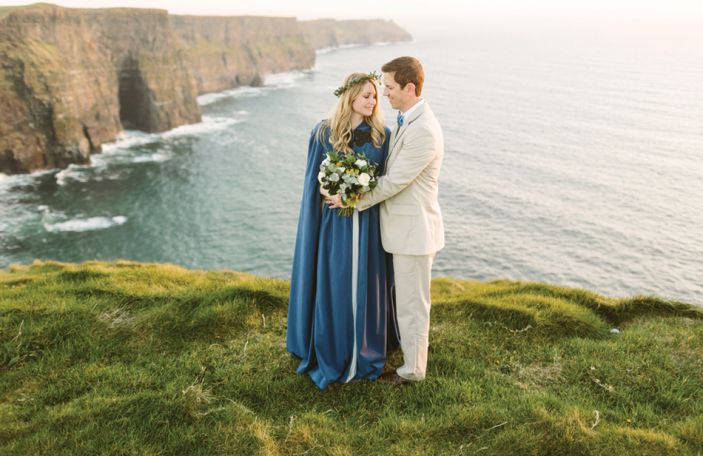 We love Irish Weddings - 5 Reasons to get married in Ireland