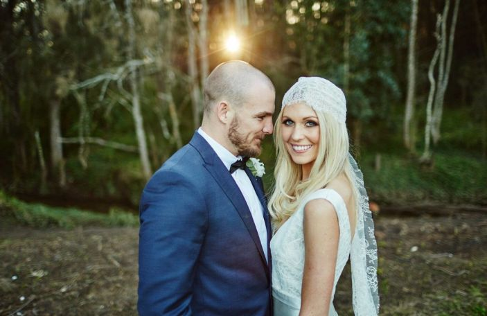 Elise and Dean's wedding video in Hunter Valley, Australia