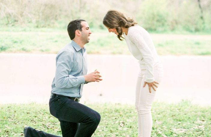 Engage! The 9 Most Common Reactions To Being Proposed To