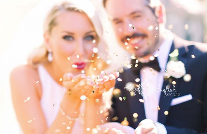 The engagement/wedding shoot of dreams!