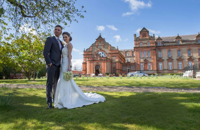 Wedding Showcase at Thomas Prior Hall, Ballsbridge