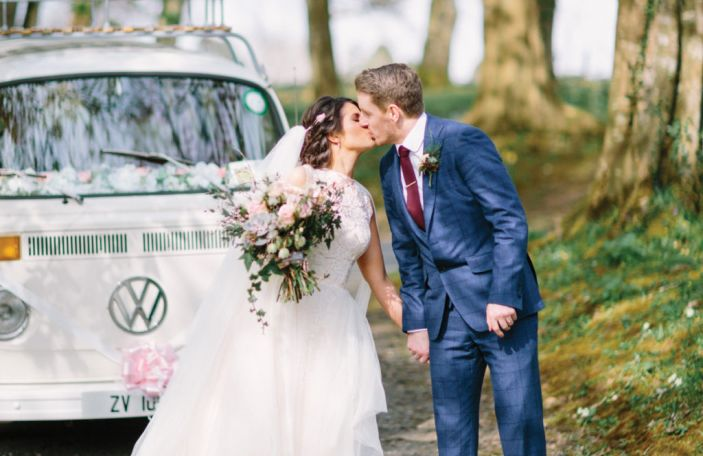 Watch: Gillian and Seamus' Real Wedding at Kilshane House