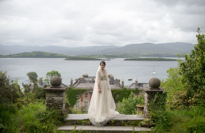 A dreamy day out at Bantry House and Garden
