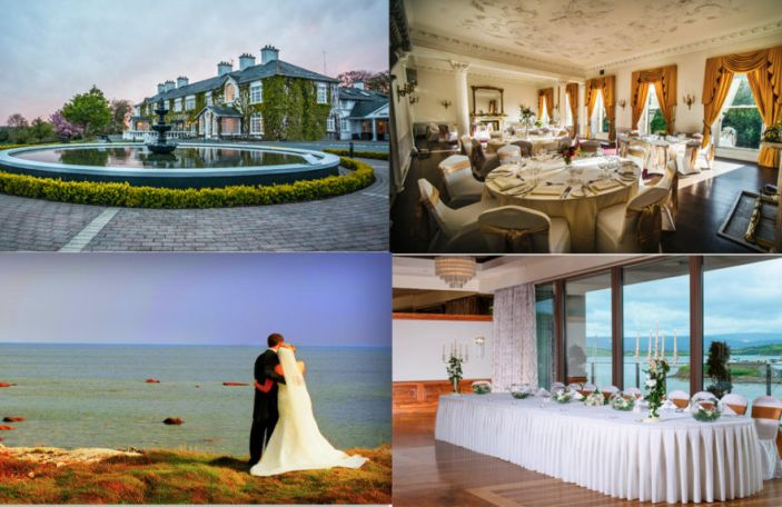 The Fab Four: The something old, something new guide to wedding venues