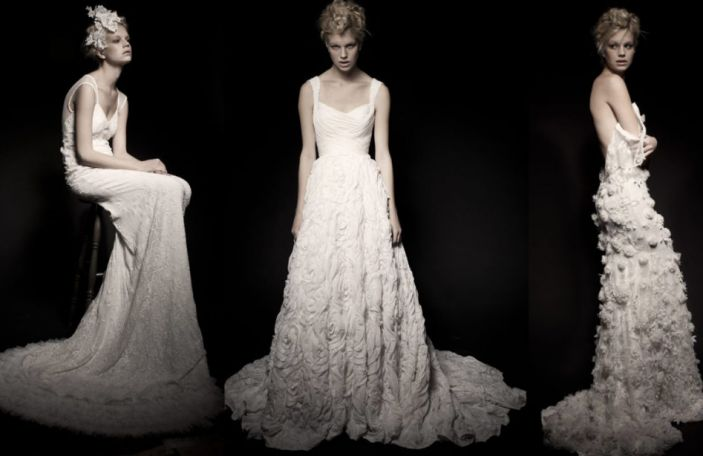 Wedding Dresses from Patrick Casey's 2016 Collections