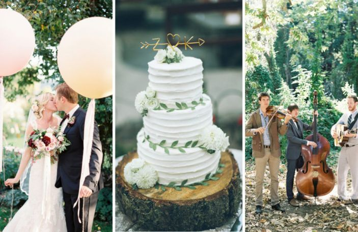 50 ways to save: Planning your wedding on a budget