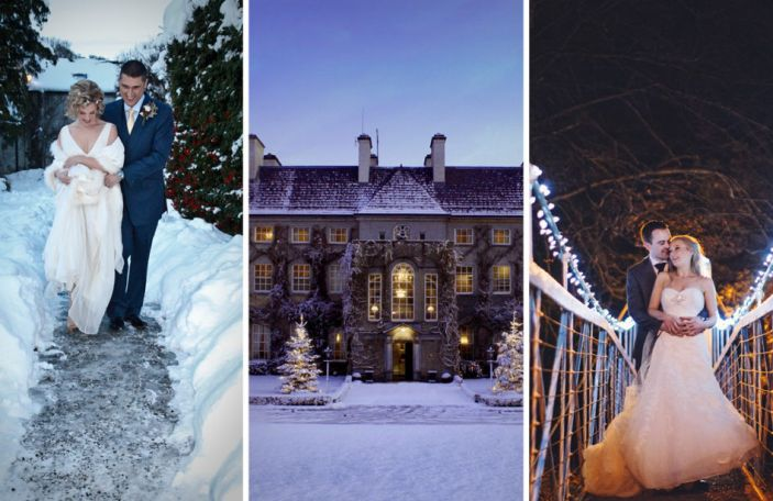 Confetti's Ultimate Irish Winter Wedding Venues - Part 2