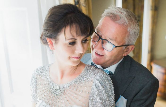 Paula and Gerry's beautiful, elegant Castlemartyr Resort wedding