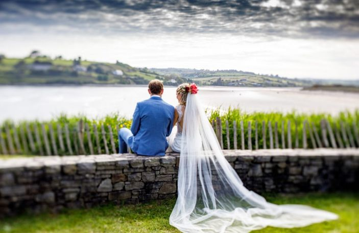 Margaret and David's beautiful Inchydoney Island Lodge wedding
