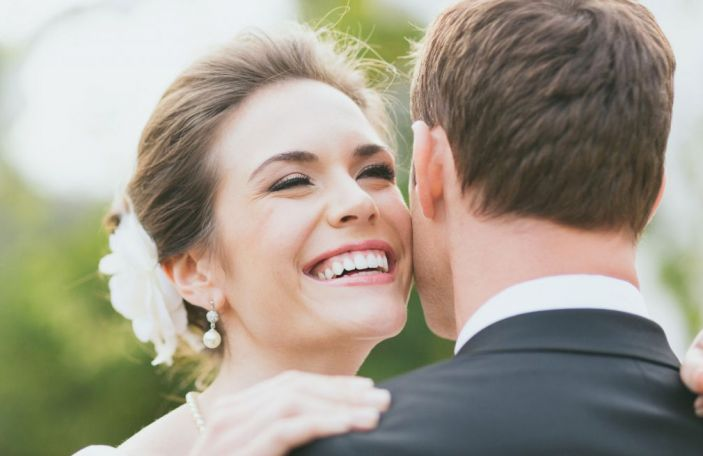 Everything you need to know to get the perfect wedding smile