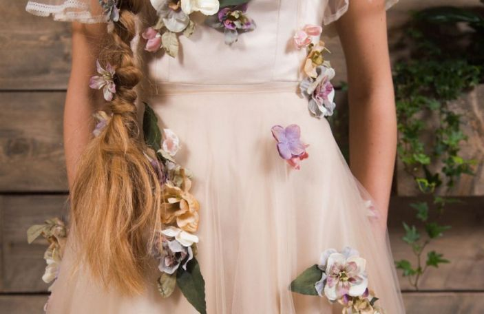 Floral Wedding Dresses To Swoon Over For Spring/Summer