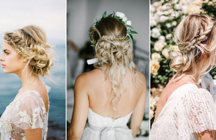Undone Wedding Hair For A More Textured
