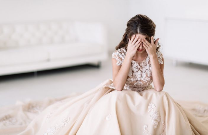 6 wedding disasters and what to do if they happen to you