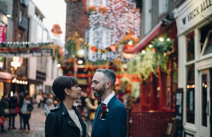9 Stunning Photo Spots For Your Dublin City Wedding