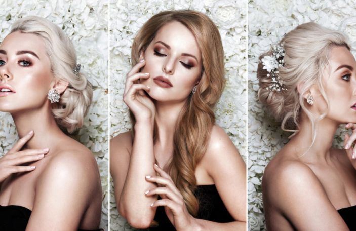 Inspiring Bridal Beauty Looks by the Experts
