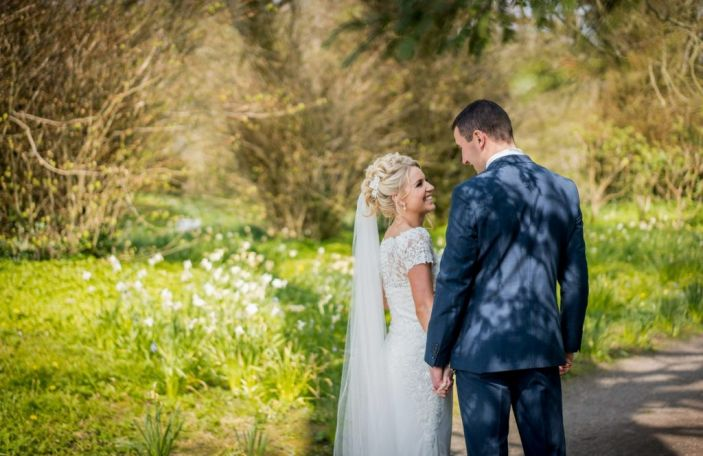 Cindy and Eoin's Beautiful Clanard Court Wedding