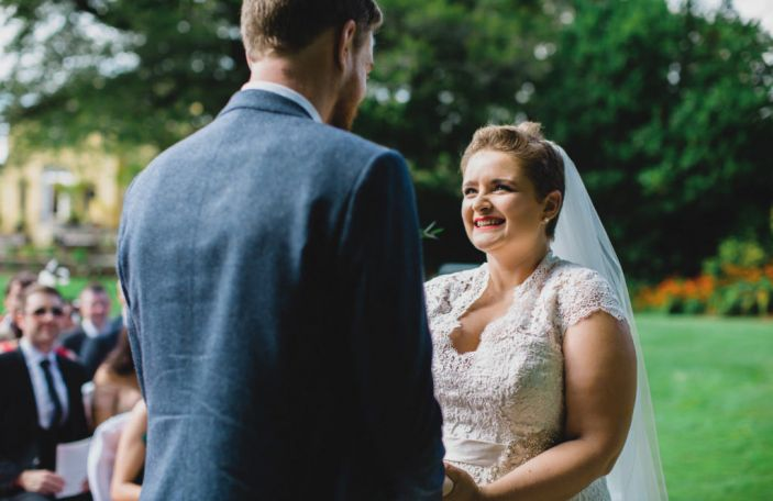 BEEN THERE BRIDE: Louise McSharry tells us what she would have done differently