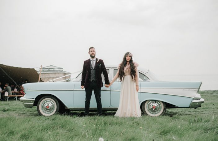 Alessandro and Alexandra's Martello Tower Wedding