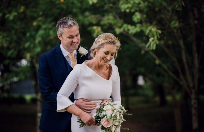 An Intimate Wedding at Dromquinna Manor, Co. Kerry