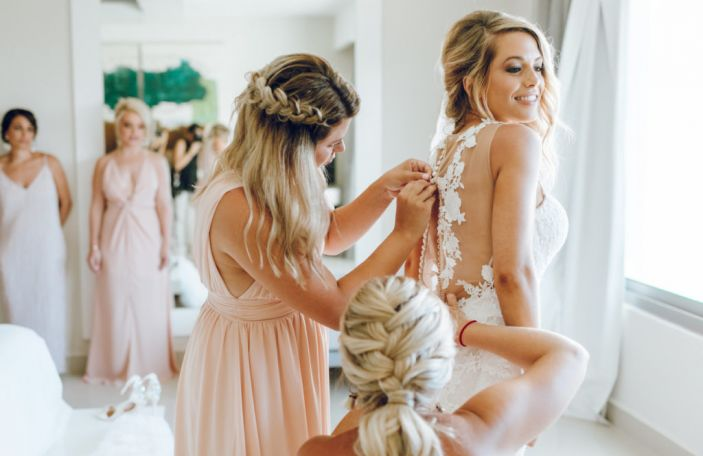 Wedding Day Checklist: Things to do the morning of