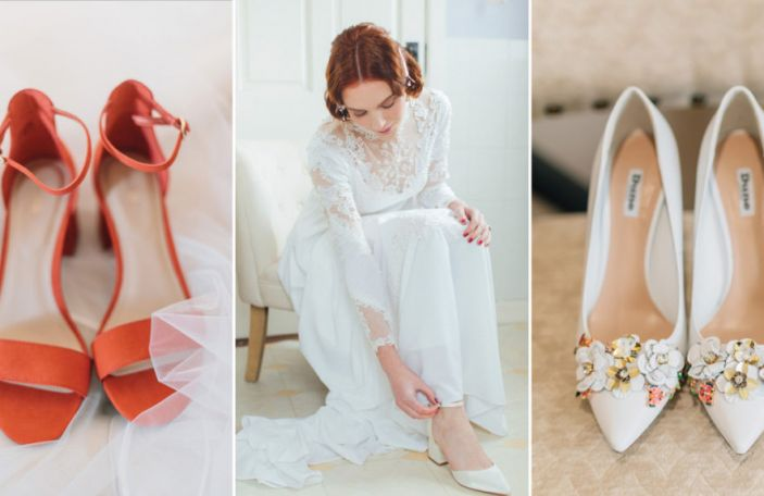 Where to shop for beautiful wedding shoes in Ireland - the ultimate guide