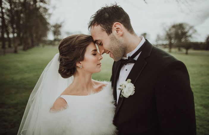 A Spring Wedding at Tankardstown for Michelle and Anthony