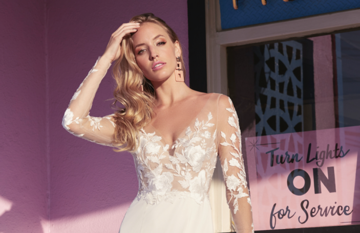 15 weddings dresses not to miss from our Bridal of the Month, Memories Bridal Boutique