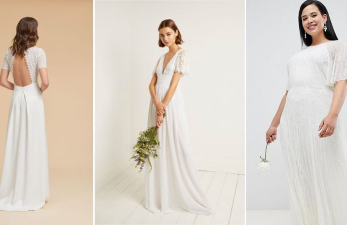 Affordable wedding dresses: Highstreet wedding dresses you'll love