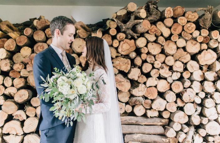 Ruth and Chris' Virginia Park Lodge Wedding