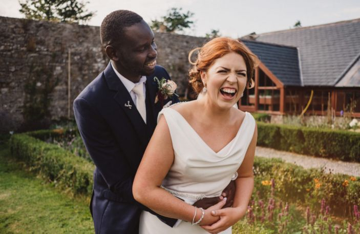 Emma and Alier's incredible Irish summer wedding at Kilshane House