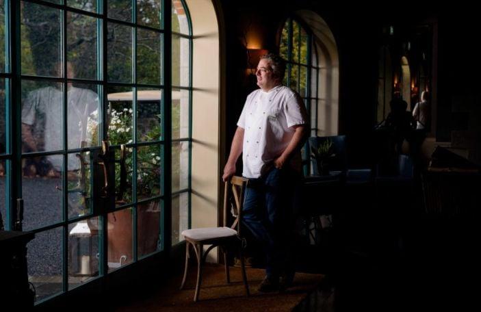 Virginia Park Lodge's chef patron Richard Corrigan tells us all about their menu